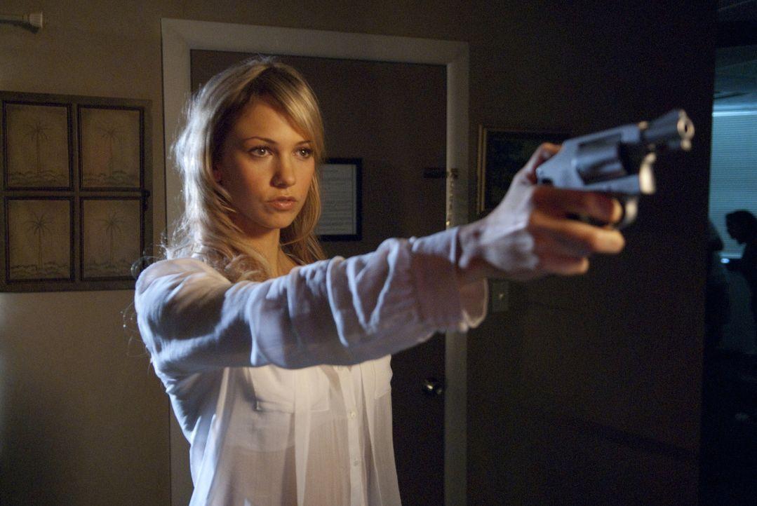 Um auf jeden Fall an all das Geld von Carson zu kommen, verfolgt Rachel (Marnette Patterson) einen mörderischen Plan ... - Bildquelle: 2010 Sony Pictures Worldwide Acquisitions Inc. All Rights Reserved.