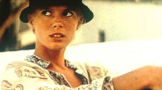 Billie (Mimsy Farmer) hat scheinbar keine Probleme damit, einen Fremden als i...