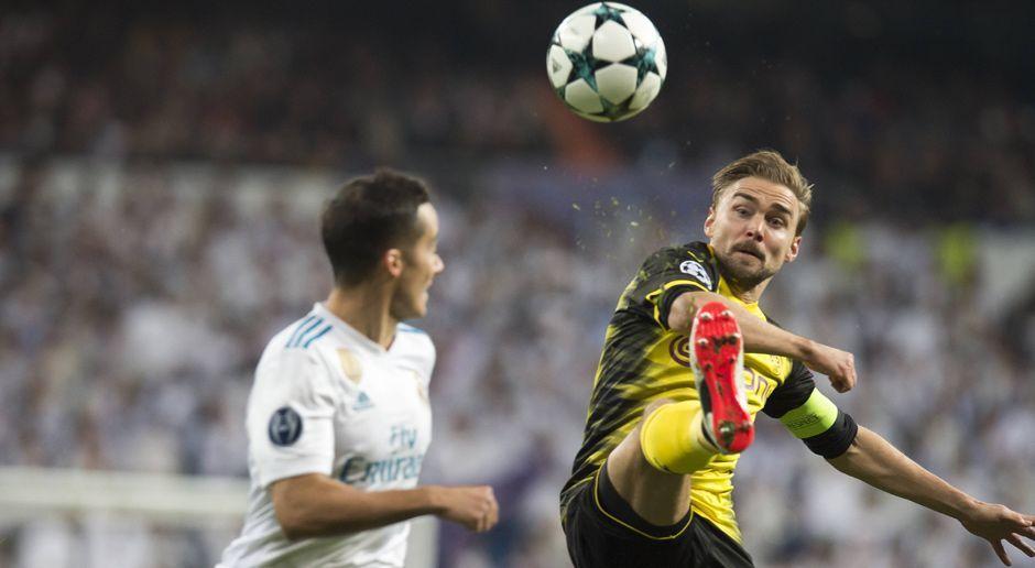 Marcel Schmelzer (Borussia Dortmund) - Bildquelle: Imago