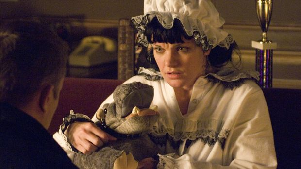 Was ist mit Abby (Pauley Perrette, r.) los? © CBS Television
