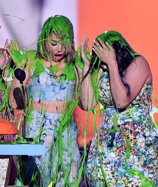 Kids-Choice-Awards-Show-150328-01-getty-AFP - Bildquelle: Kevin Winter/Getty Images/AFP