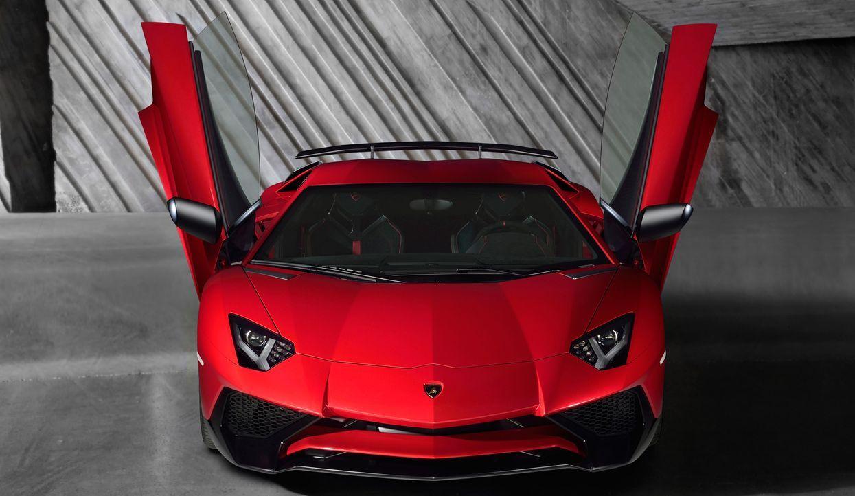 Lamborghini Aventador Superveloce (6)