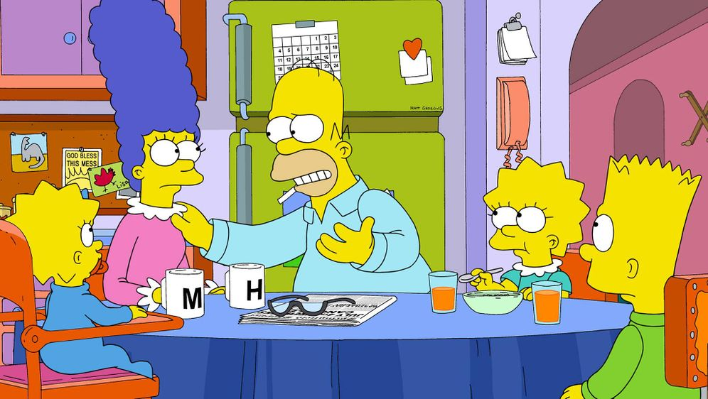 Die Simpsons Staffel 25 Online Voting Für Die Beste Folge Prosieben