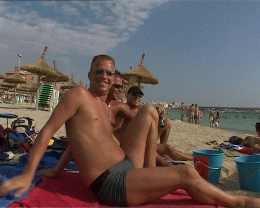 Verloren auf Mallorca! Ich bleibe hier - auch ohne Geld ... - Bildquelle: Sat.1