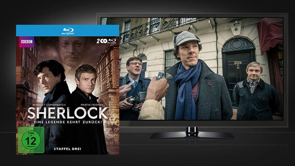 Sherlock - Staffel drei - Bildquelle: Polyband