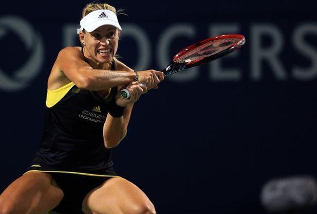 Kerber ist beim WTA-Turnier von Toronto gescheitert