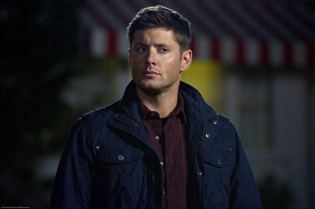 Noch ahnt Dean (Jensen Ackles) nicht, was das Schreckgespenst mit ihm anstellen wird ... - Bildquelle: Warner Bros. Television