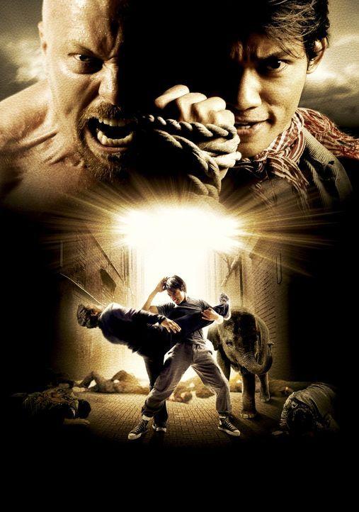 REVENGE OF THE WARRIOR - TOM YUM GOONG - Artwork - Bildquelle: e-m-s the DVD-Company