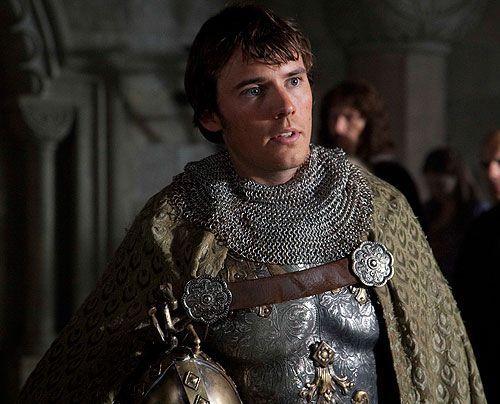 Nach vier Jahren Krieg gilt Richard (Sam Claflin) als einer der besten Ritter König Stephans. - Bildquelle: Egon Endrenyi Tandem Productions Pillars Productions