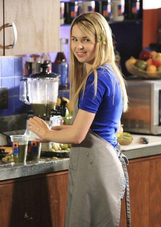 Nach anfänglichen Schwierigkeiten macht Amanda (Kirsten Prout) die Arbeit im Cafe großen Spaß ... - Bildquelle: TOUCHSTONE TELEVISION