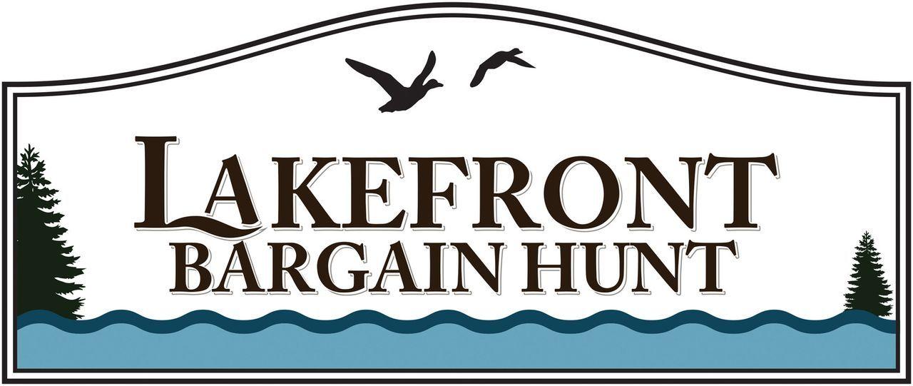 LAKEFRONT BARGAIN HUNT - Logo - Bildquelle: 2014, HGTV/Scripps Networks, LLC. All Rights Reserved.