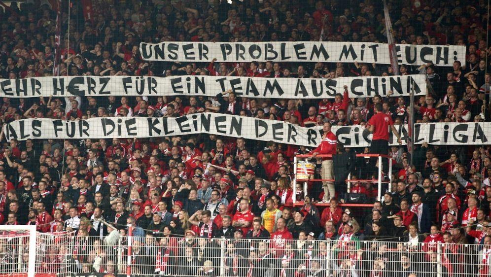 Die Idee der Regionalliga: Keine Fans, keine Probleme - Bildquelle: PIXATHLONPIXATHLONSIDOliver Behrendt