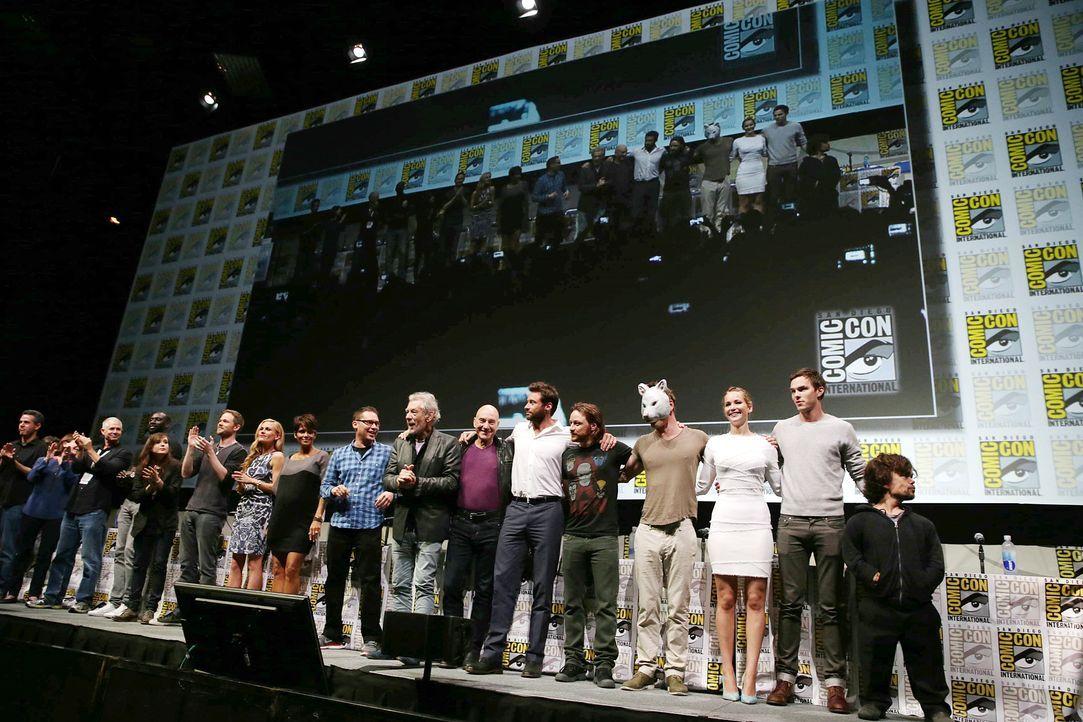 X-MEN-Zukunft-ist-Vergangenheit-Sondermotiv-11-20th-Century-Fox - Bildquelle: 2013 Twentieth Century Fox