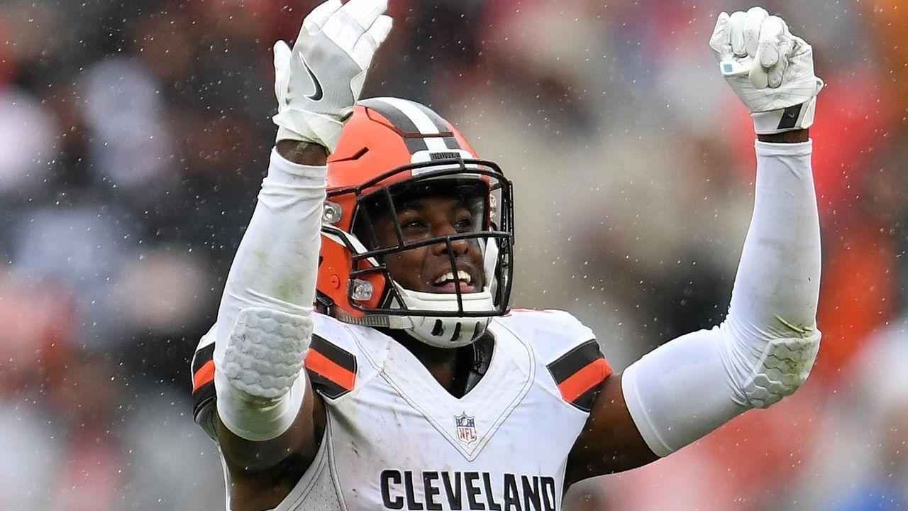Cornerback: Denzel Ward (Cleveland Browns) - Bildquelle: Getty