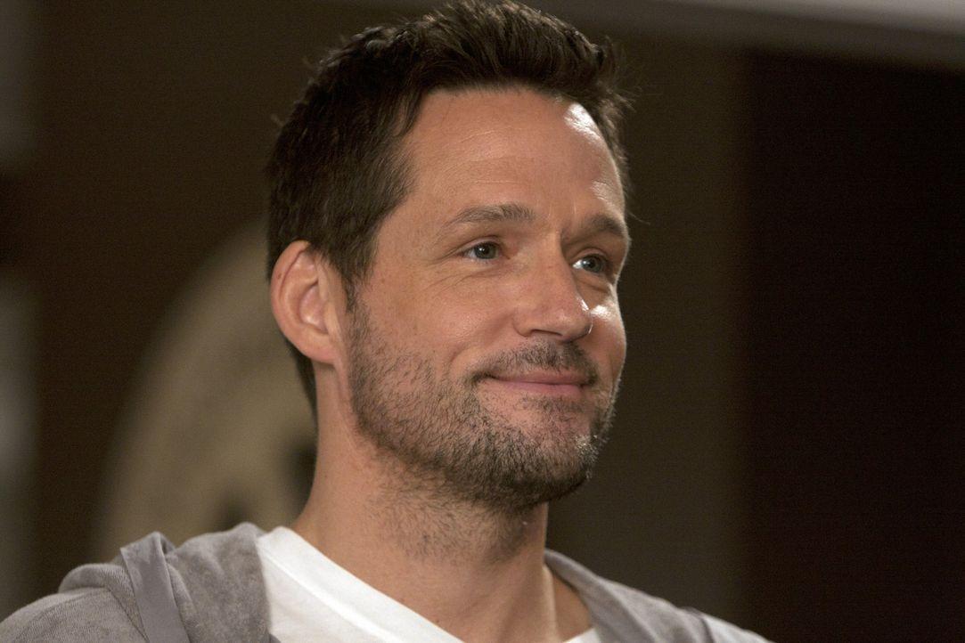 Die Clique beginnt zur Abwechslung einmal bei Grayson (Josh Hopkins) zu Hause abzuhängen. Was diesem gar nicht gefällt, weil sie einfach nicht wie... - Bildquelle: 2010 ABC INC.