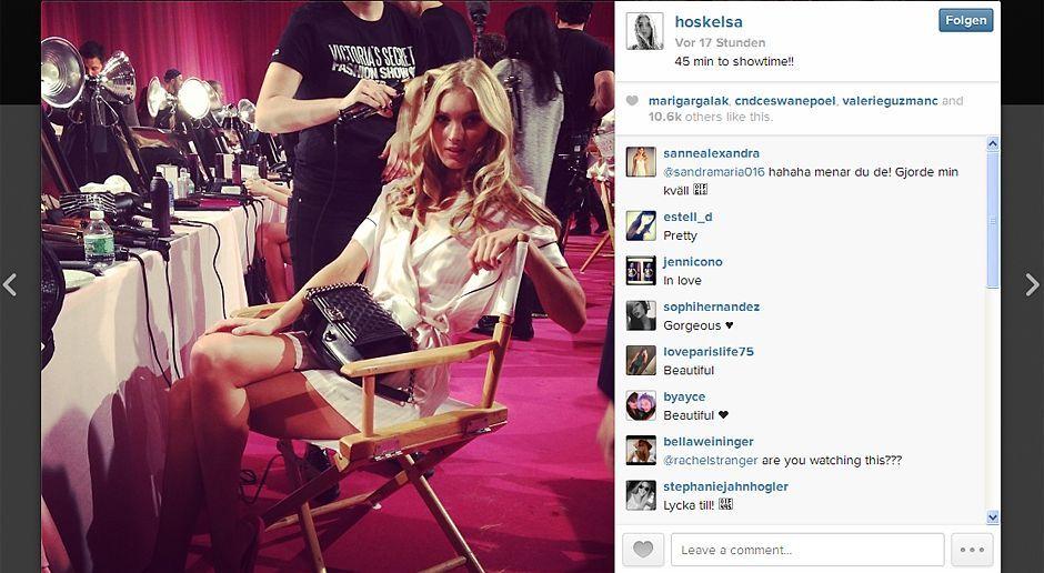 VS-Instagram-08-Instagram - Bildquelle: Instagram/Elsa Hosk