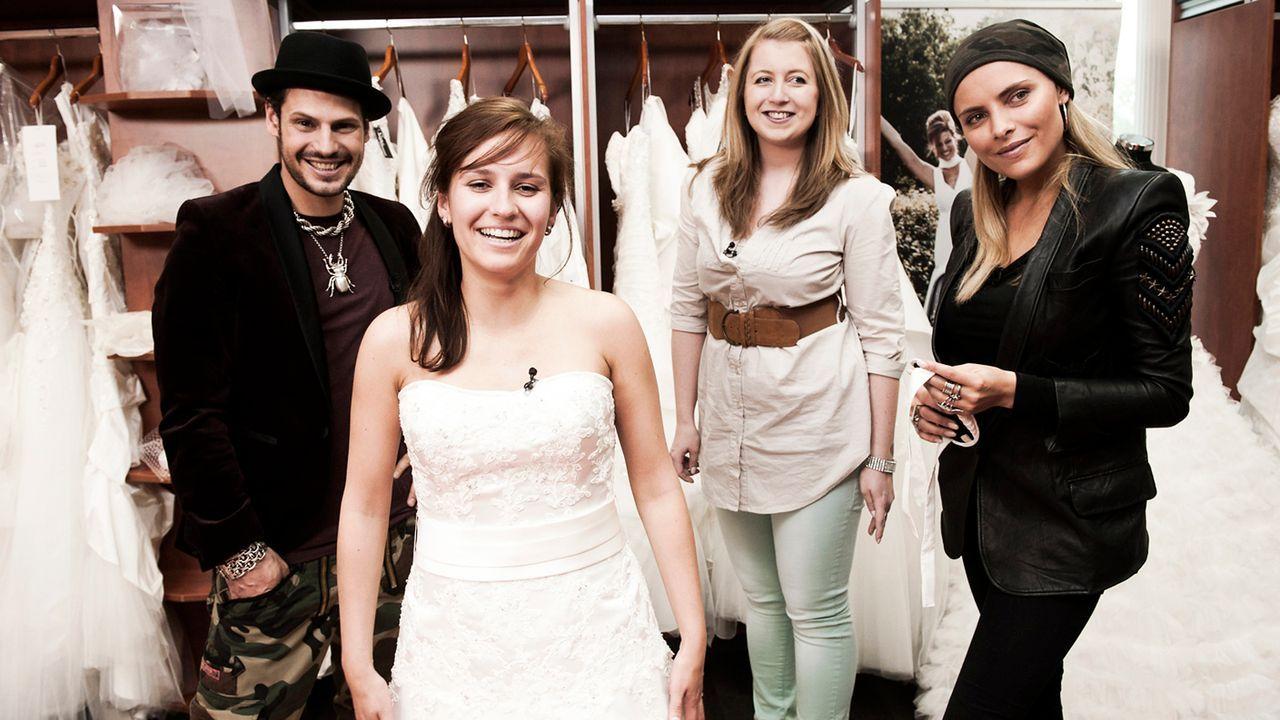 Hochzeitsplaner-Thomalla-Cortez-Epi-5-5-Sat1-Claudius-Pflug - Bildquelle: SAT.1/Claudius Pflug