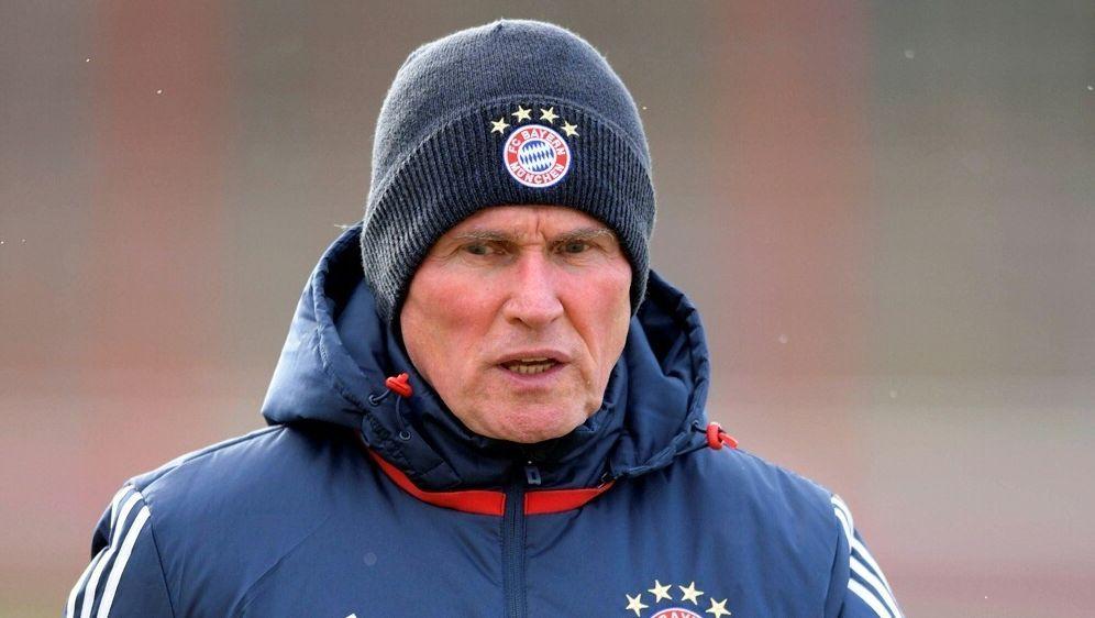 Jupp Heynckes fehlt den Bayern weiterhin erkrankt - Bildquelle: PIXATHLONPIXATHLONSID
