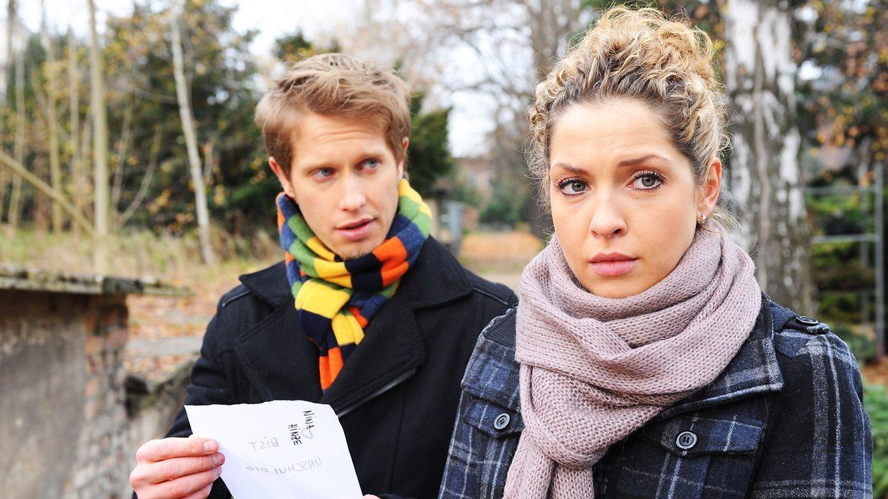 Anna-und-die-Liebe-Folge-870-01-Sat1-Oliver-Ziebe - Bildquelle: SAT.1/Oliver Ziebe