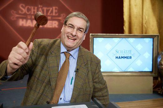 Schätze unterm Hammer - Ein Auktionator schlägt zu - Nach der Suche nach Schä...