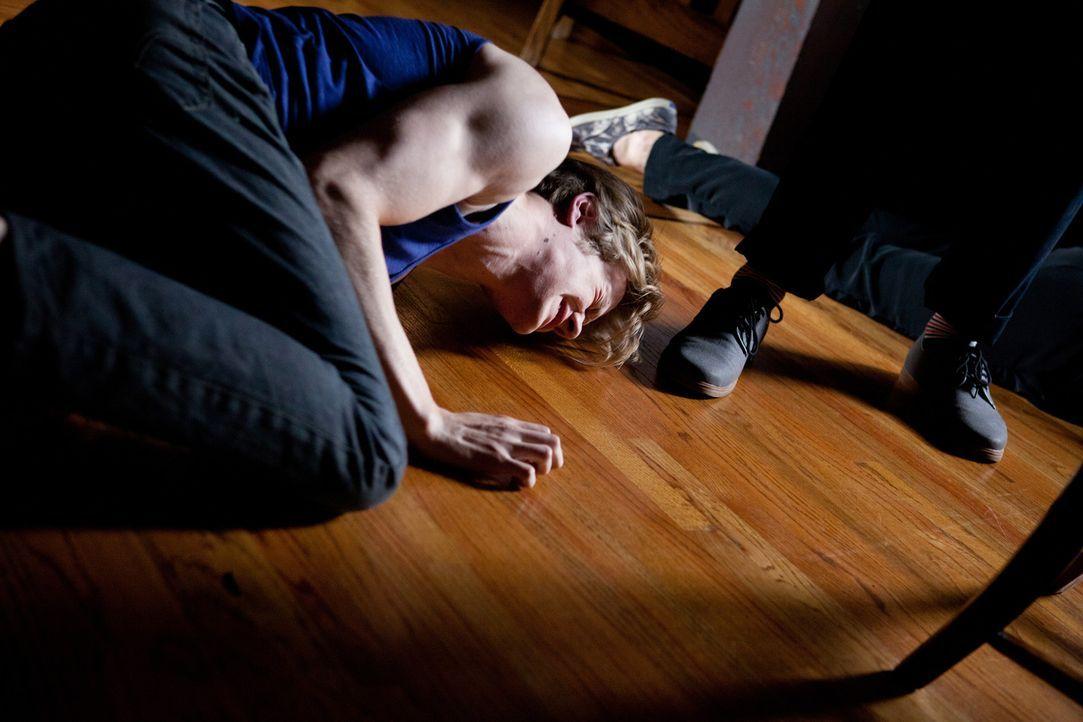 Im Visier einer tödlichen Stalkerin: Scott (Lucas Till) ... - Bildquelle: Squareone/Universum