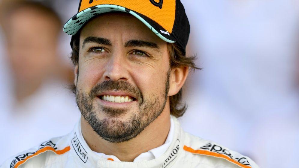 Fernando Alonso nimmt erneut an den Indy 500 teil - Bildquelle: PIXATHLONPIXATHLONSID