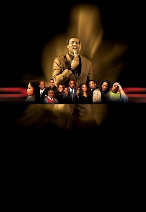 """The Gospel"" - Artwork - Bildquelle: Sony Pictures Television International. All Rights Reserved."