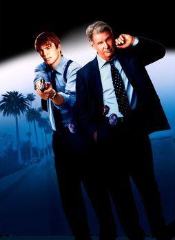 Hollywood Cops - Hollywood Cops mit Josh Hartnett ( l. ) und Harrison Ford (r...