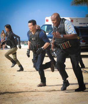 Hawaii Five-0 - Steve und Danny versuchen eine Meth-Epidemie auf der Insel zu...