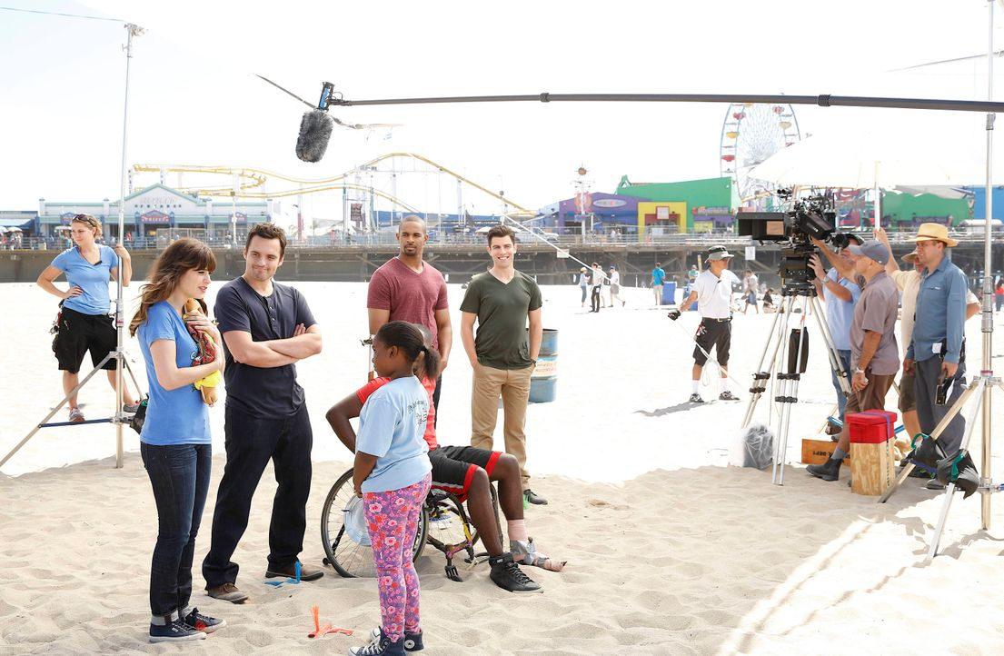 New Girl Behind The Scenes31 - Bildquelle: 20th Century Fox Film Corporation. All rights reserved