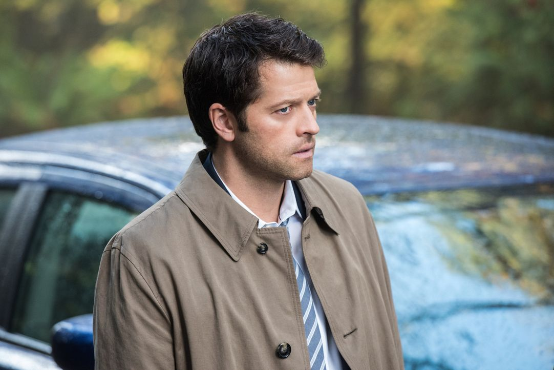Castiel (Misha Collins) - Bildquelle: Dean Buscher 2016 The CW Network, LLC. All Rights Reserved/Dean Buscher
