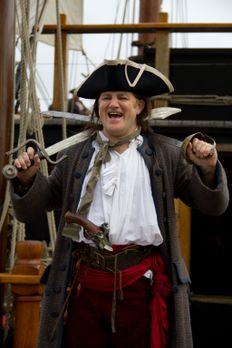 Die großen Geheimnisse der Geschichte - Kapitän William Kidd (Foto) ist einer...