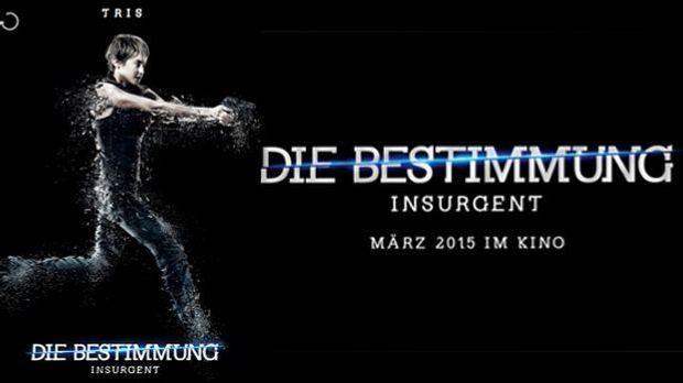 DIE BESTIMMUNG - INSURGENT - Tris