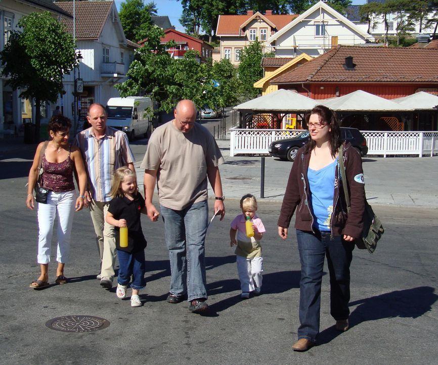Familie Lüdtke wandert von Erkelenz in der Nähe von Mönchengladbach nach Norwegen aus. - Bildquelle: kabel eins