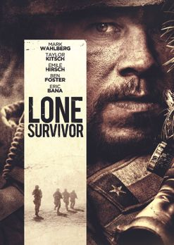 Lone Survivor - LONE SURVIVOR - Plakatmotiv - Bildquelle: Universal Pictures