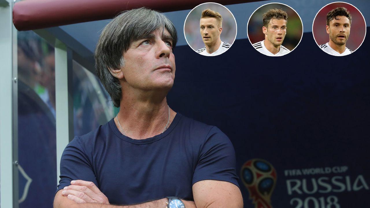 ran-Redakteur fordert: Vier Wechsel in der DFB-Startelf gegen Schweden! - Bildquelle: 2018 Getty Images