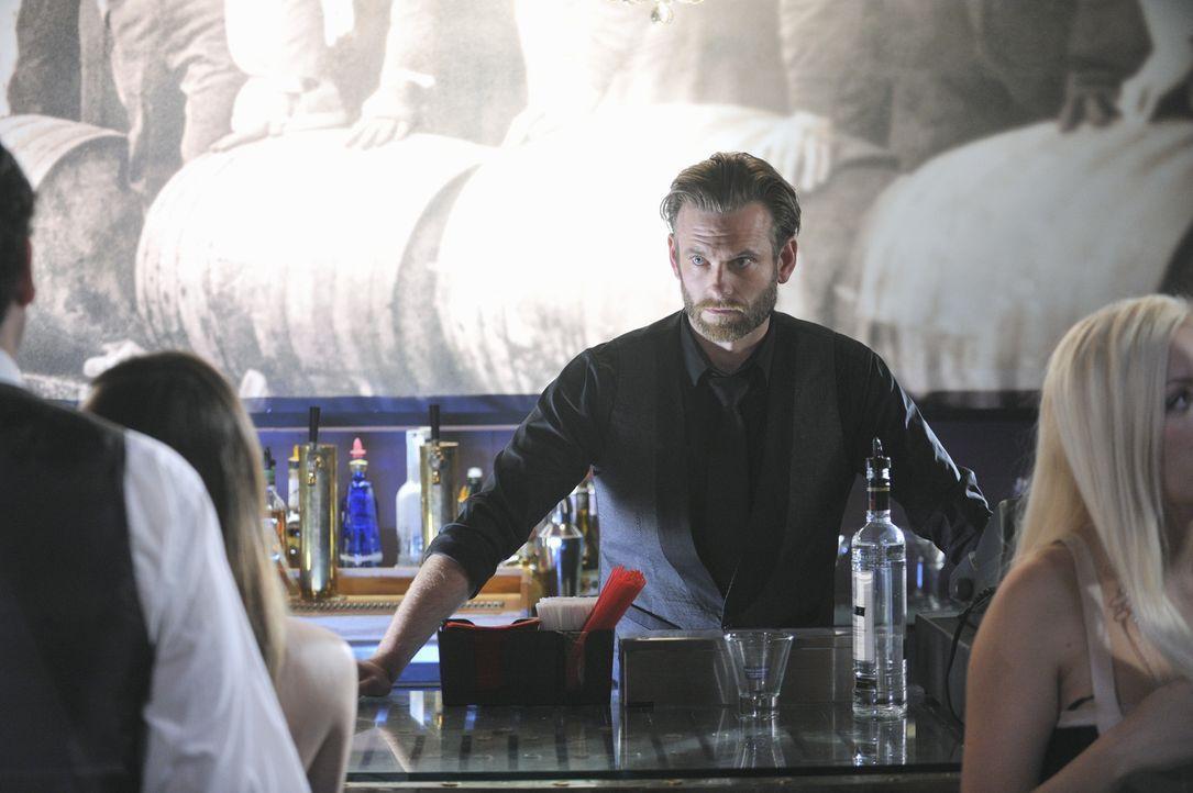 Bei einem neuen Fall wird Hotch mit seinem Bruder (Eric Johnson) konfrontiert. Doch hat er etwas damit zu tun? - Bildquelle: ABC Studios