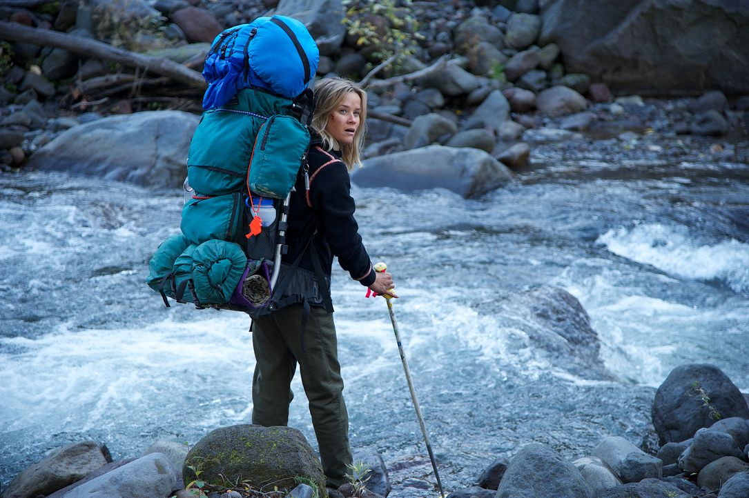 Ganz alleine, ohne Wandererfahrung und verzweifelt begibt sich die 26-jährige Cheryl (Reese Witherspoon) auf eine waghalsige Reise und schon bald be... - Bildquelle: 2014 Twentieth Century Fox Film Corporation.  All rights reserved.
