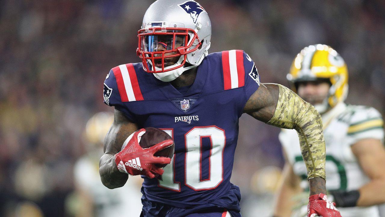 Josh Gordon (New England Patriots) - Bildquelle: Getty Images