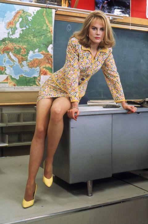 Schön, sexy und karrieresüchtig: Suzanne Stone (Nicole Kidman) - Bildquelle: Columbia Pictures