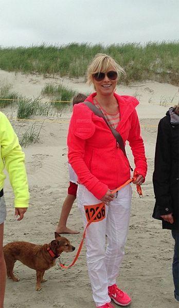 Auch Katja Hofem will Eis - Bildquelle: instagram