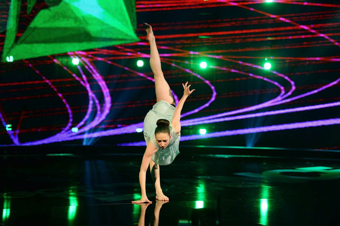 Got-To-Dance-Lea-Johanna-Krauss-10-SAT1-ProSieben-Willi-Weber - Bildquelle: SAT.1/ProSieben/Willi Weber