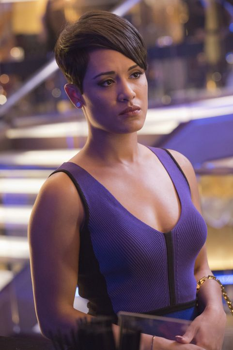 Arbeitet hinter dem Rücken von Lucious mit Cookie zusammen: Anika (Grace Gealey) ... - Bildquelle: Chuck Hodes 2015-2016 Fox and its related entities.  All rights reserved.