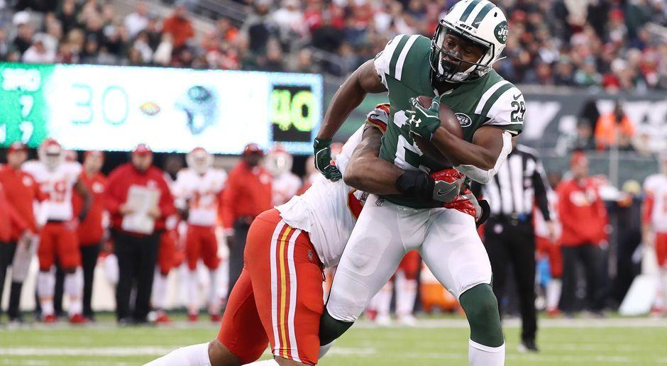 Rushing Offense: New York Jets - Bildquelle: 2017 Getty Images