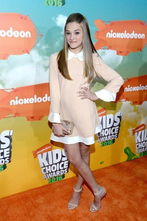 Nickelodeon-05-lizzy-greene-getty-AFP - Bildquelle: getty-AFP