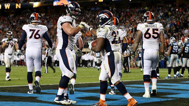 Kein Passing-Touchdown - Bildquelle: 2016 Getty Images