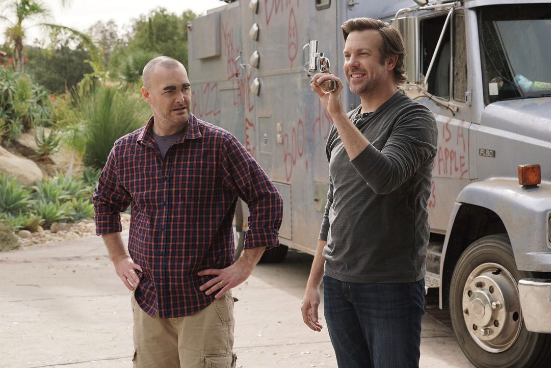 Tandy (Will Forte, l.); Mike (Jason Sudeikis, r.) - Bildquelle: 2017-2018 Fox and its related entities.  All rights reserved.