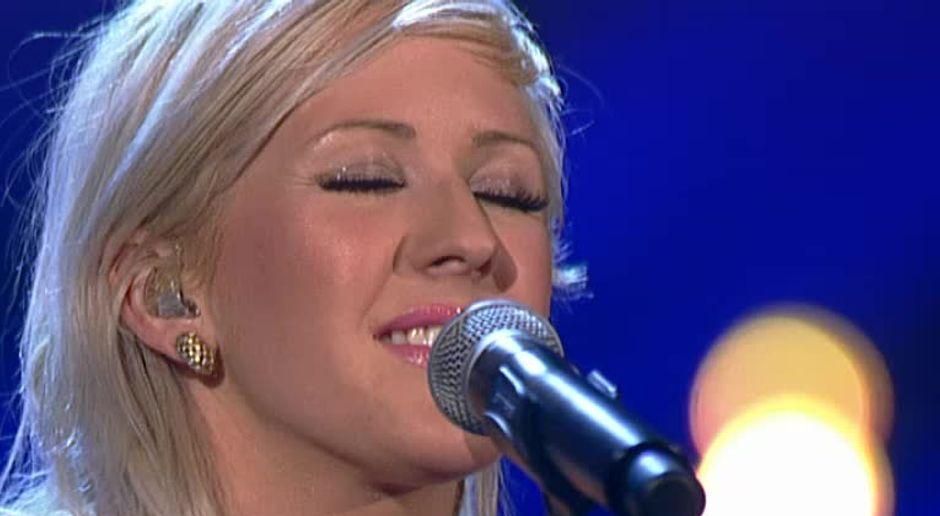 Schlag Den Raab Video Ellie Goulding Lights Prosieben