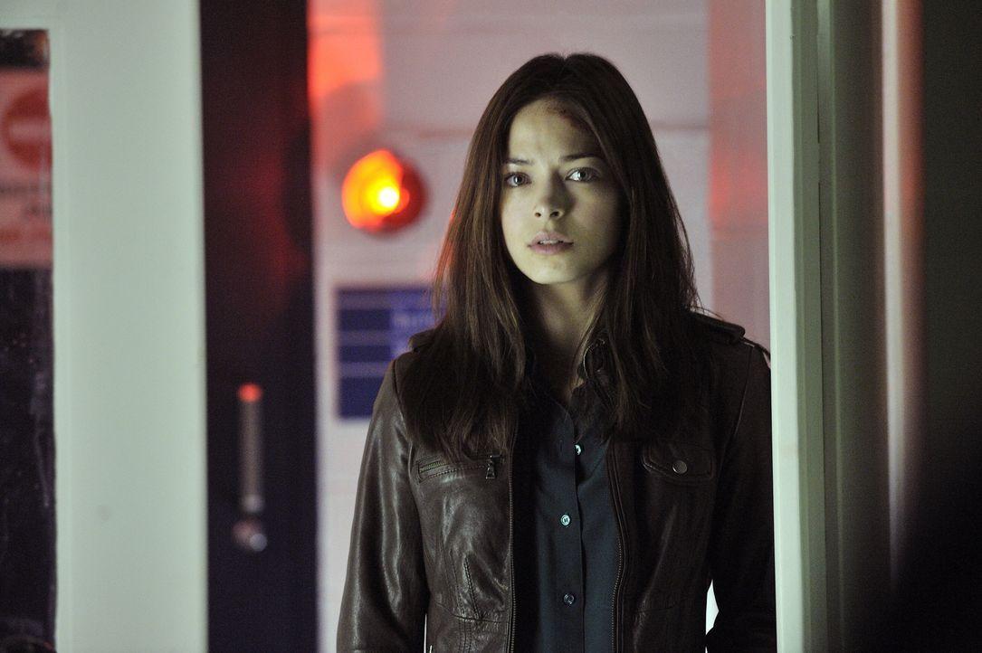 Nach dem Angriff auf sie liegt Catherine (Kristin Kreuk) im Krankenhaus. Sie sollte sich eigentlich noch schonen, doch ihr kompliziertes Privatleben... - Bildquelle: 2012 The CW Network. All Rights Reserved.