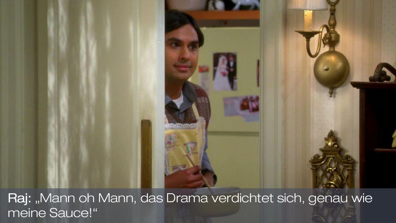 Staffel 7 Folge 9 - Zitat 4 - Bildquelle: Warner Bros. Television